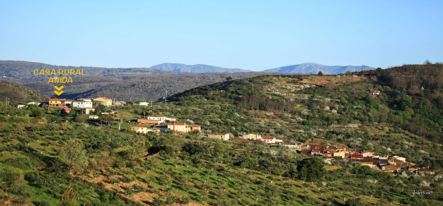 Casa Rural Anida en Valdelageve